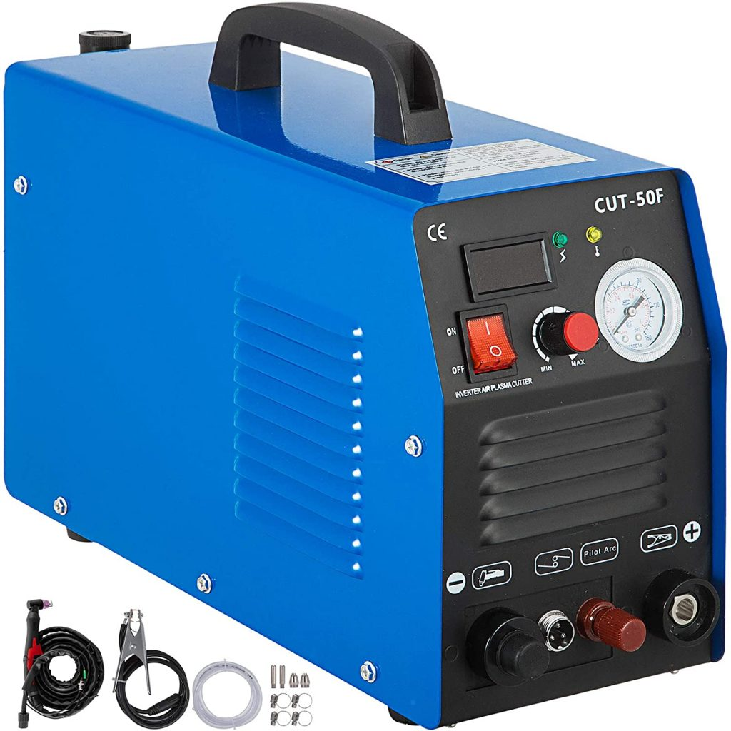 5 Top Rated Plasma Cutters with Built-in Compressor ...